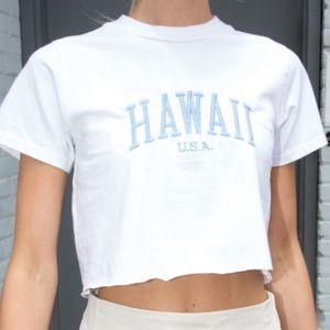 Brandy Melville Helen Hawaii USA Top